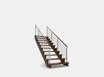 Schody Valašsko, schody na míru Zlín