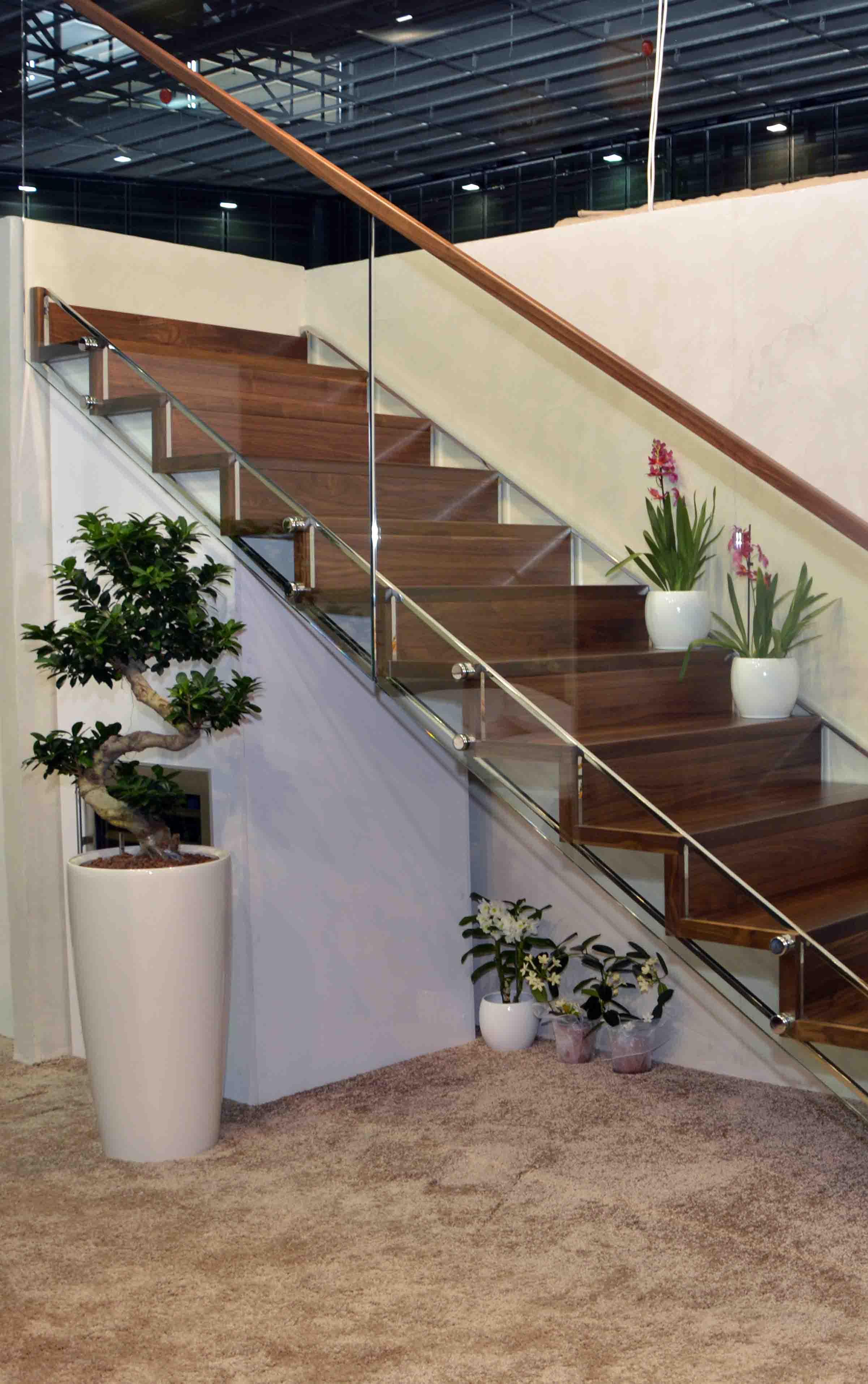 celo drevena konstrukce schodu schody valašsko
