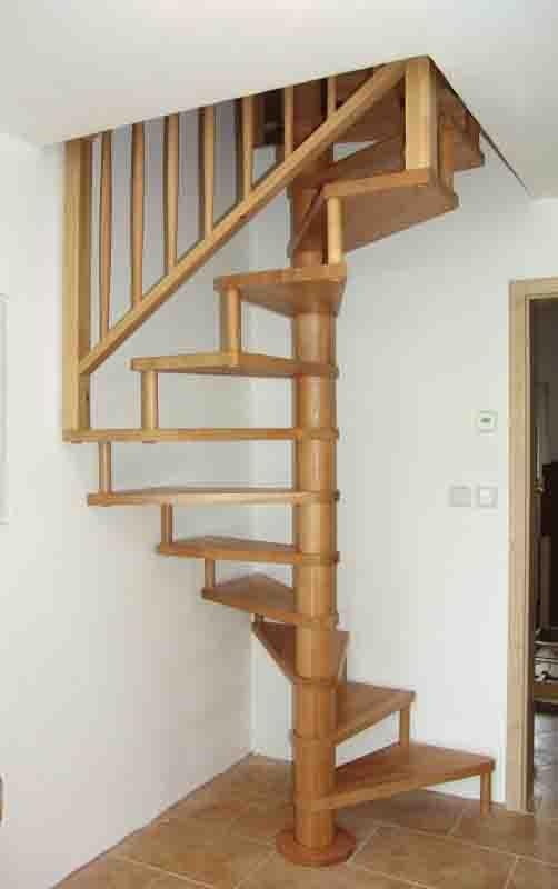 tocite schody celodrevena konstrukce schody valašsko